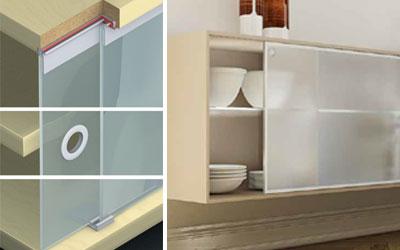 Sistemas Para Puertas Corredizas Para Muebles